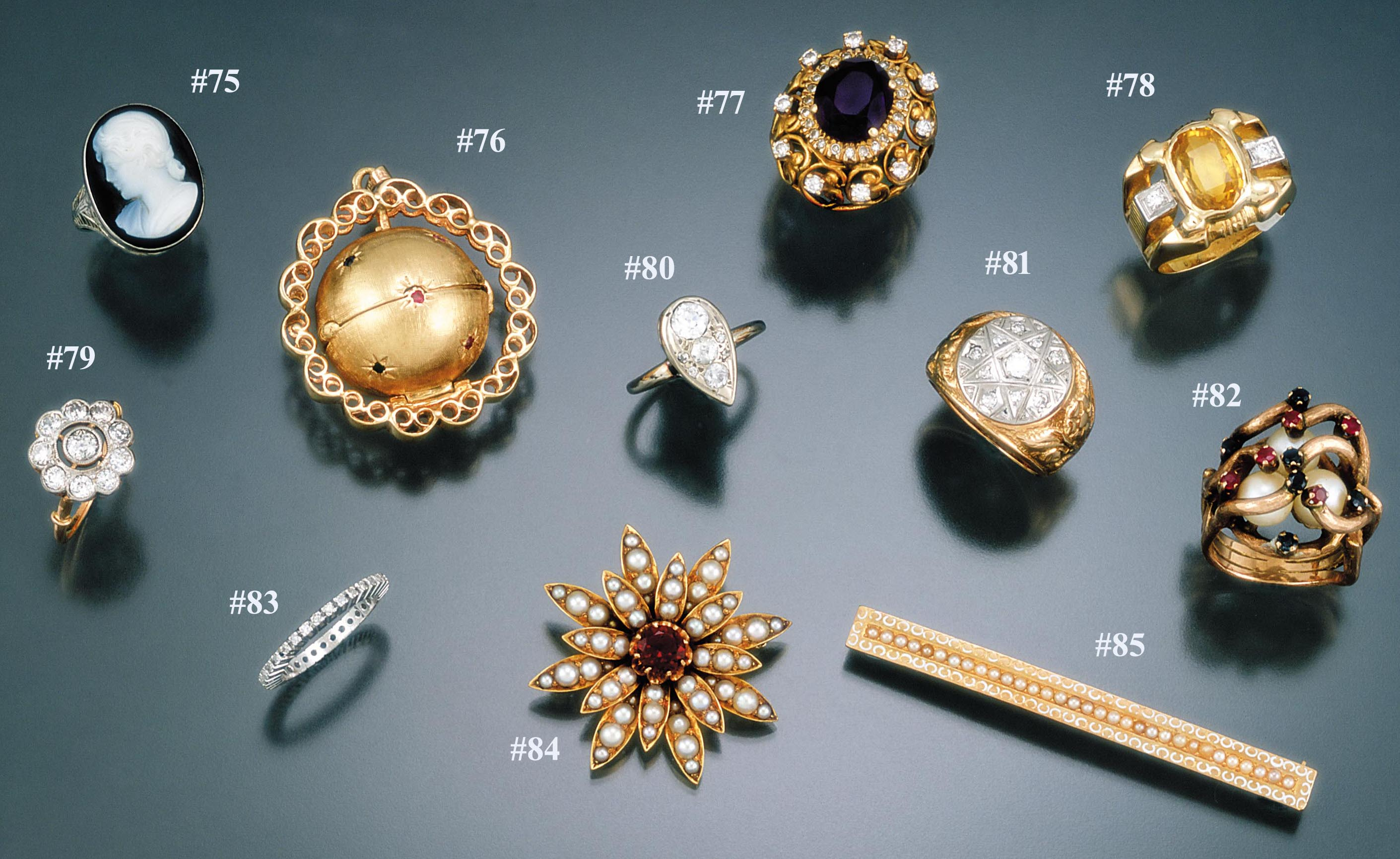 Antique Watches & Jewelry from Ashland Investments